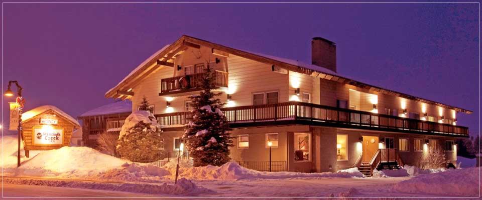 The Mammoth Creek Inn Mammoth Creek Hotel Mammoth Lakes Inn